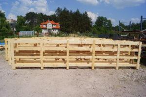 Opakowanie drewniane Płock